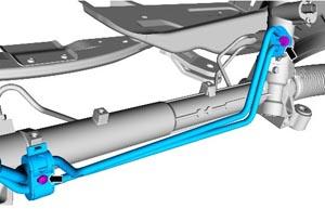 Замена трубок гура форд фокус 1