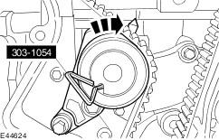 Замена ремня грм на форд фьюжн 1.6 100 л.с своими руками