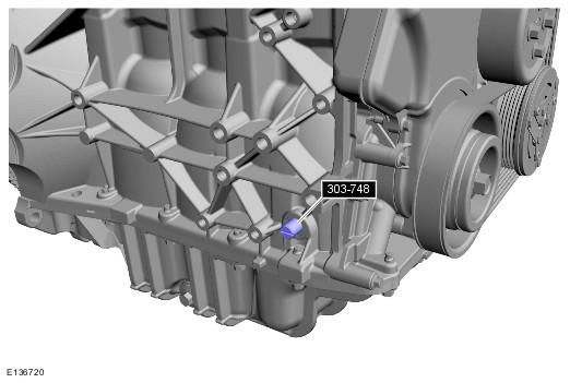 Замена ремня ГРМ двигатель 1.6 Duratec Ford Fiesta 2013