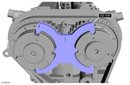 Замена ремня ГРМ 1.6 Duratec Ti-VCT Форд Фокус 3 - Ремонт и Запчасти Форд