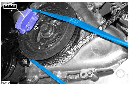 Замена ремня кондиционера на форд фокус 2 своими руками